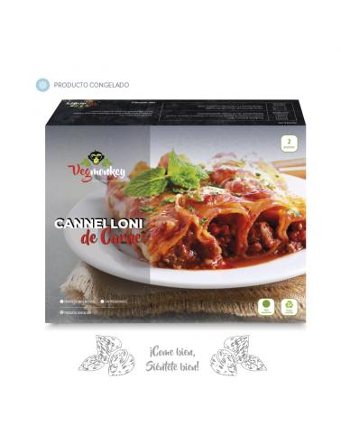 cannelloni boloñesa