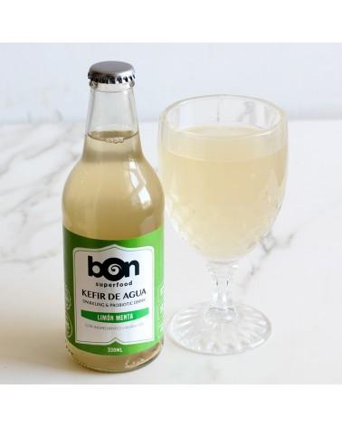 kefir limon menta