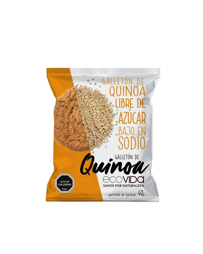 galleton de quinoa