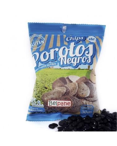chips de porotos